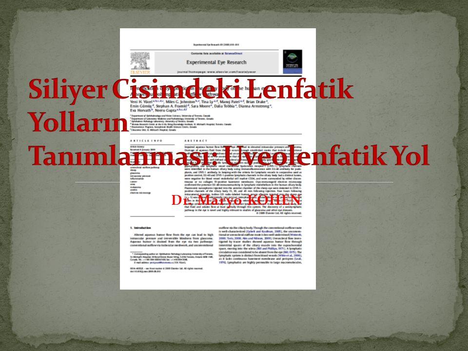 Dr. Maryo KOHEN