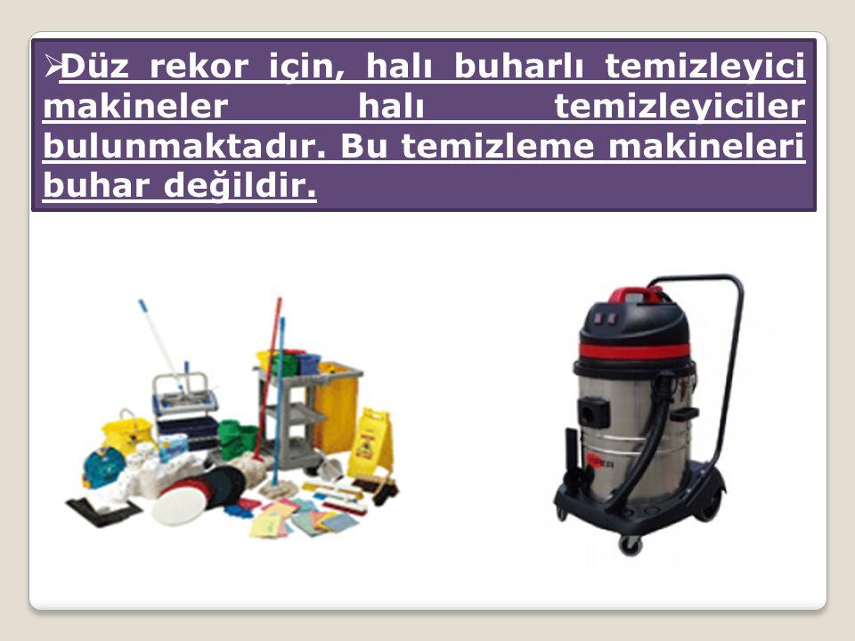  Düz rekor için, halı buharlı temizleyici makineler halı temizleyiciler bulunmaktadır.