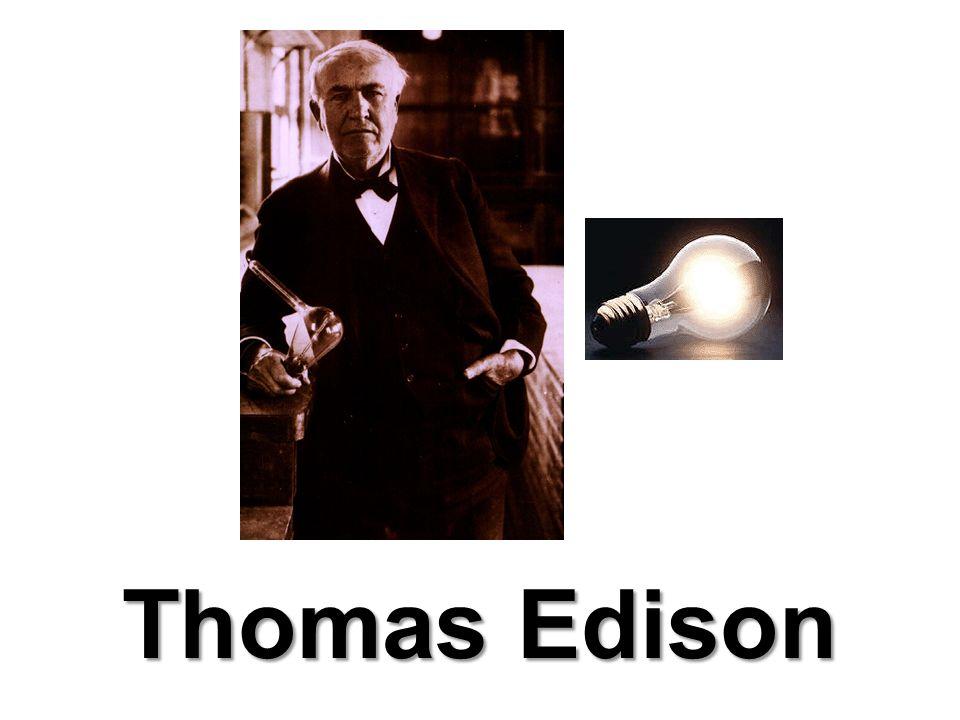İnsanlık tarihinin en büyük mucitlerinden biri olan Thomas Edison, 11 Şubat 1847'de Amerika'nın Ohio eyaletinde dünyaya geldi.