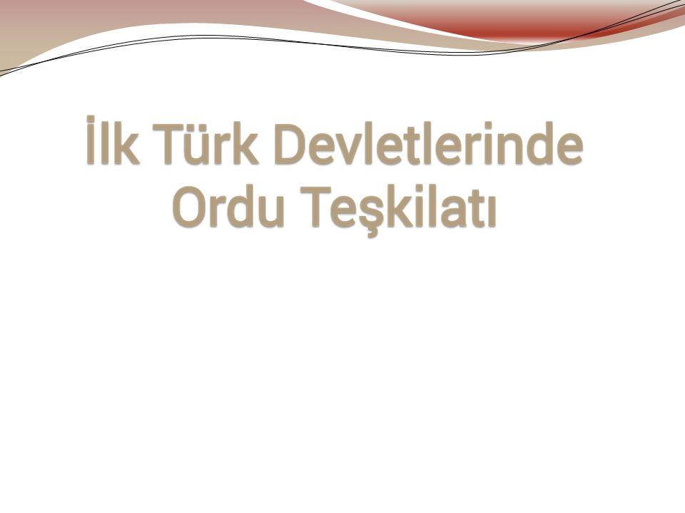 Türk devlet anlayışında, dış iliksilere de büyük önem verilmiştir.