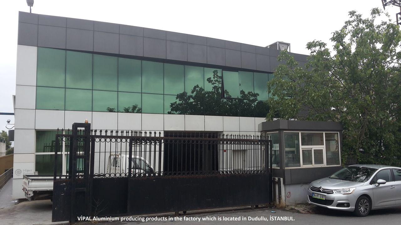 OFFICE CENTER IN IZMITDesignFinished