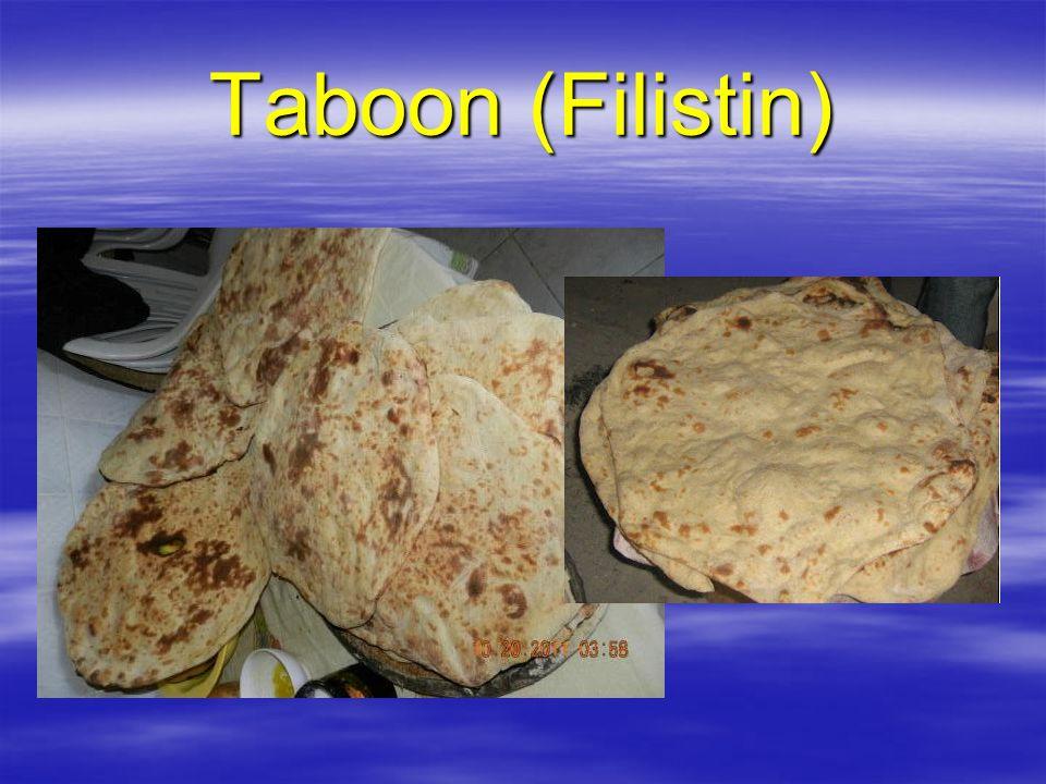 Taboon (Filistin)