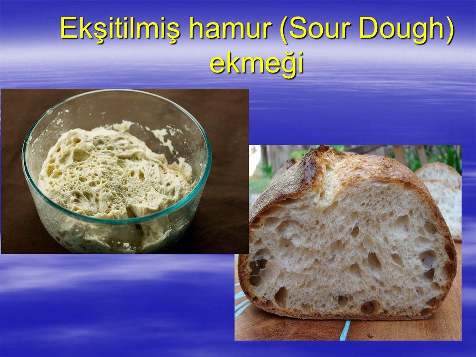 Ekşitilmiş hamur (Sour Dough) ekmeği