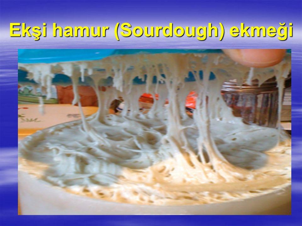 Ekşi hamur (Sourdough) ekmeği
