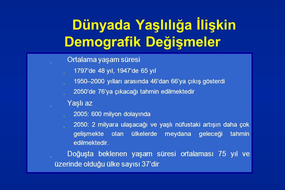 TÜRK TOPLUMUNDA YAŞLILARA GÖTÜRÜLEN HİZMETLERİN TARİHÇESİ Bunların arasında yer alan 1868 yılında kurulmuş olan Kızılay Derneği ve 1895 yılında kurulmuş olan Darülaceze Osmanlılar döneminde kurulup günümüze kadar yaşayan kurumlardır.