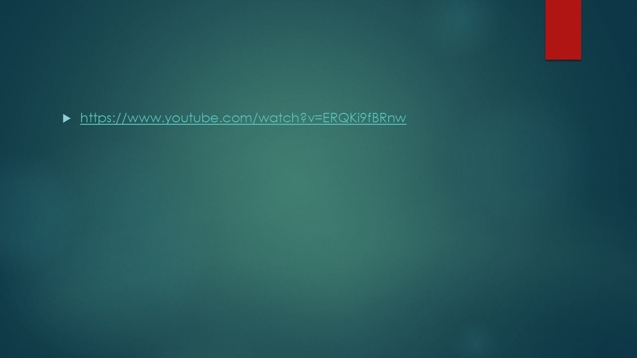  https://www.youtube.com/watch?v=ERQKi9fBRnw https://www.youtube.com/watch?v=ERQKi9fBRnw