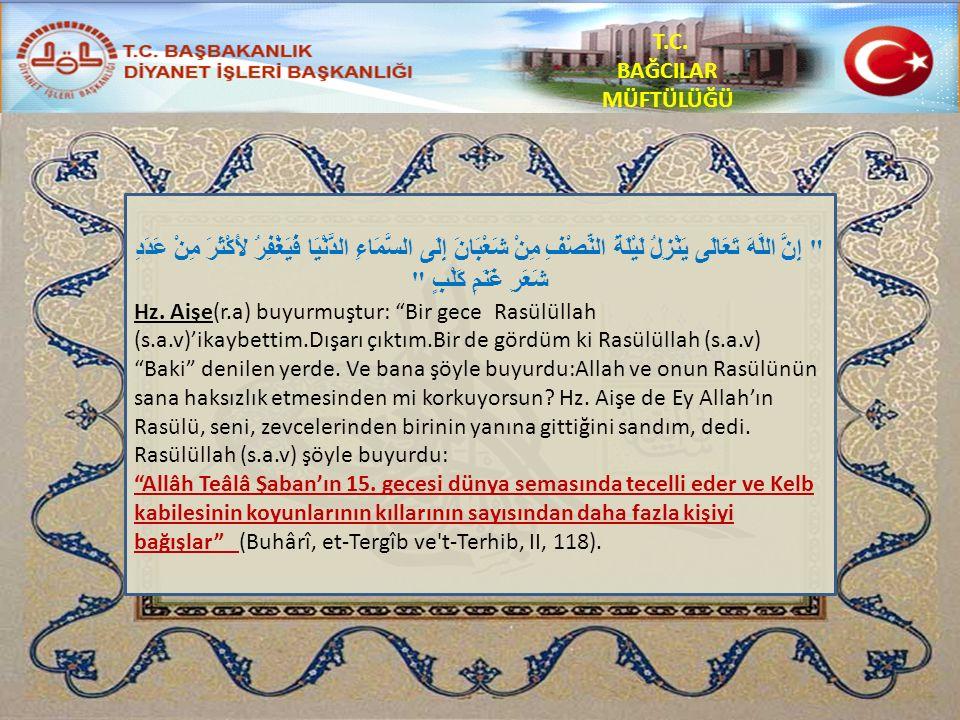 T.C. BAĞCILAR MÜFTÜLÜĞÜ