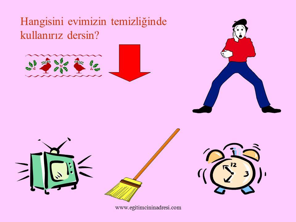 Sence hangisini vücudumuzun temizliği için kullanırız www.egitimcininadresi.com