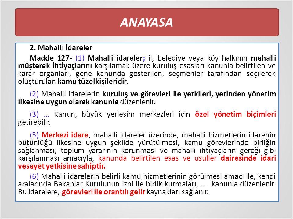 Zabıta Hizmetlerinde Uyum ve Koordinasyon  Belediyeler arasında uyum ve koordinasyon, büyükşehir belediyesi tarafından sağlanır.