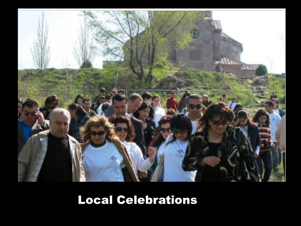 Local Celebrations