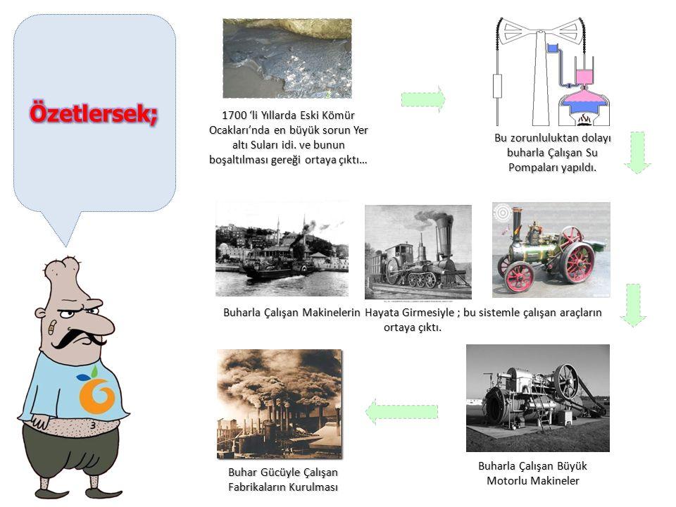 Sanayi İnkılabı'nın (Endüstri Devrimi) Sonuçları Nelerdir.