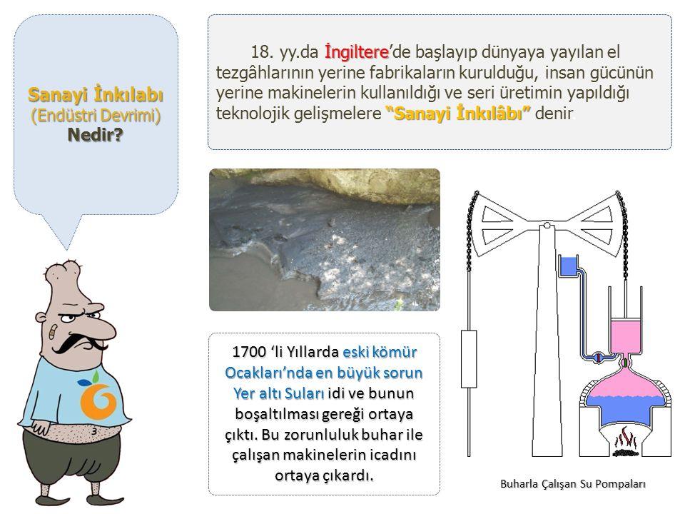 Sanayi İnkılabı'nın (Endüstri Devrimi) Osmanlı Devleti' ne Etkileri Nelerdir.