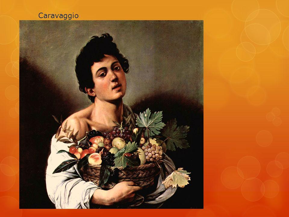 Barok Sanat Caravaggio