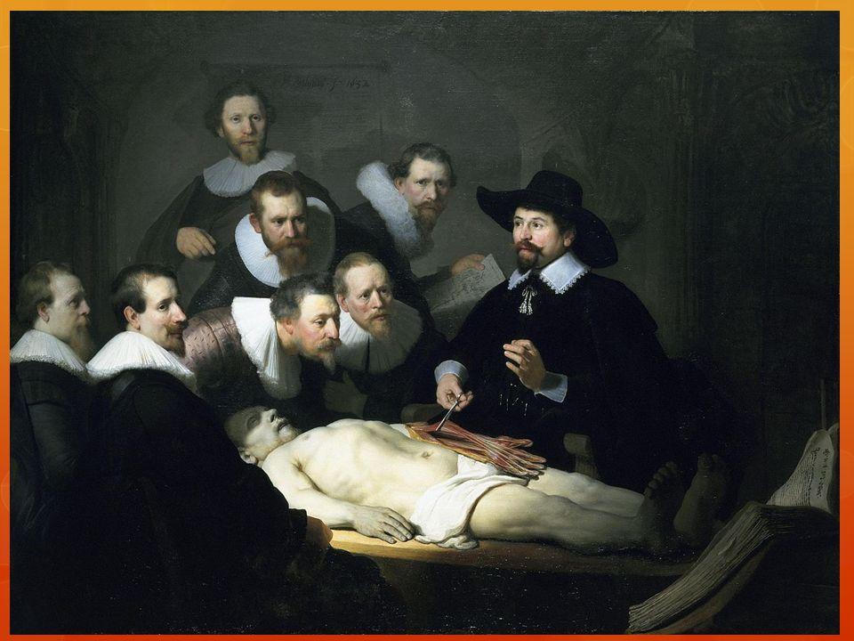 Barok Sanat Rembrandt