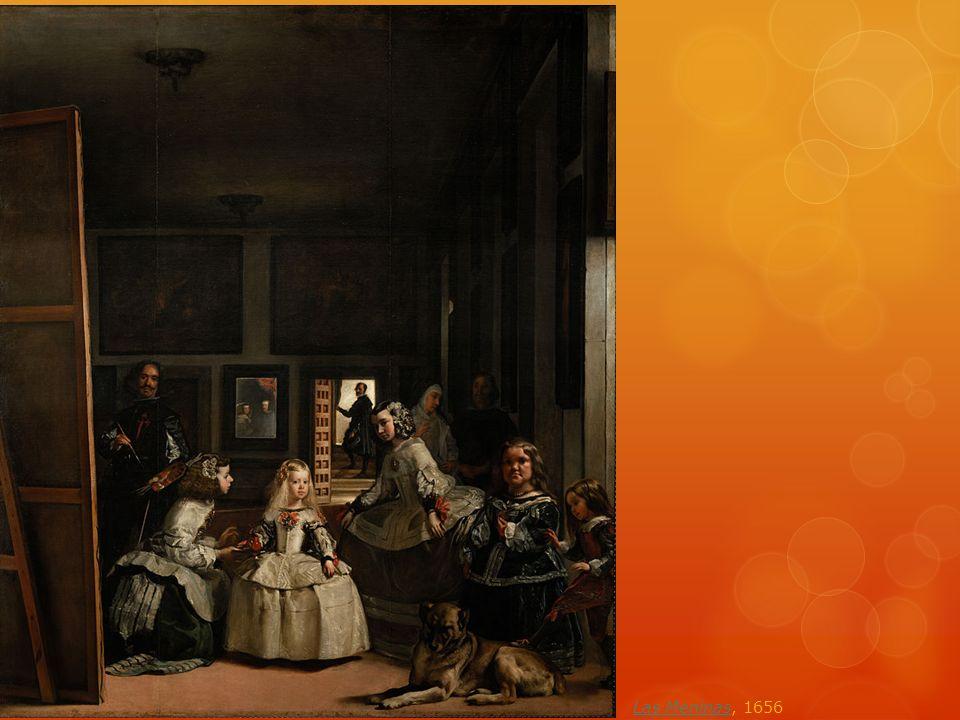 Las MeninasLas Meninas, 1656
