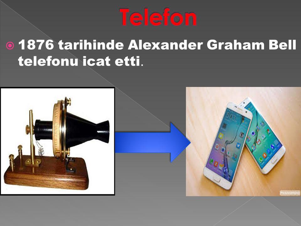 TTelevizyon 1923 yılında, John Logie Baird tarafından icat edilmiştir.
