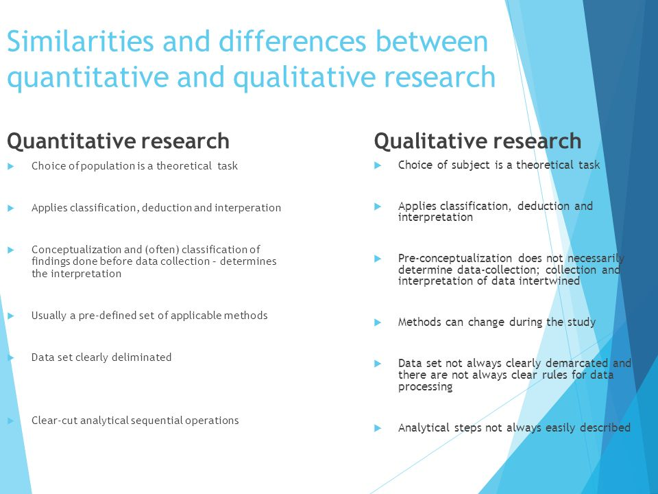 qualitative research and quantitative research Qualitative: quantitative all research ultimately has a qualitative grounding - donald campbell there's no such thing as qualitative data.
