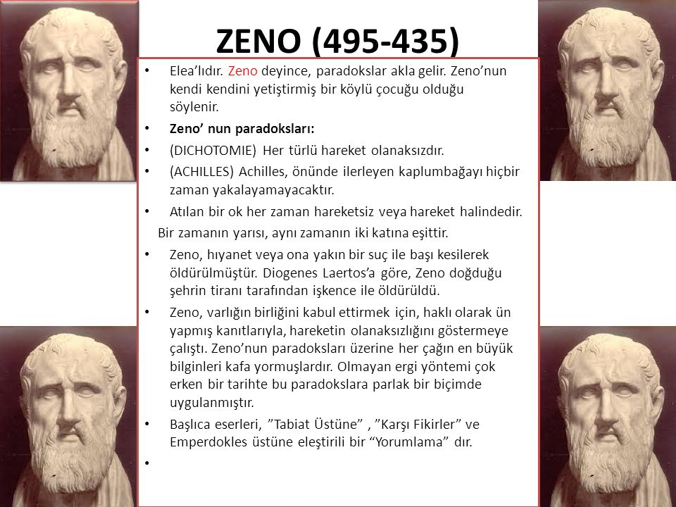 zeno of elea essay
