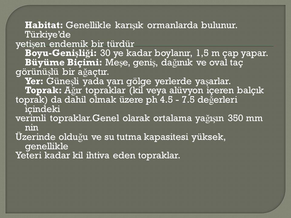  Türkiye Da ğ ılımı: Batı, Güneydo ğ u ve İ ç Anadolu ( E ğ ridir, Ak ş ehir, Karada ğ, Erciyes,Kütahya, Konya, Afyon, Isparta)