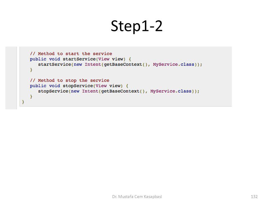 Step1-2 Dr. Mustafa Cem Kasapbasi132