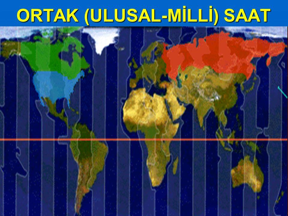 - Ekvator'a olan uzaklığı 1110 km dir.