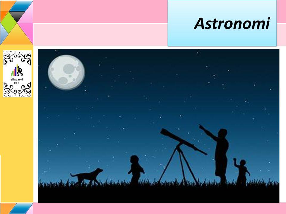 Astronomi