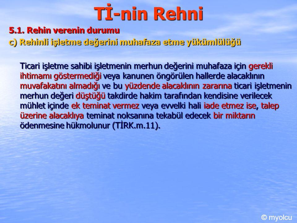 Tİ-nin Rehni 5.1.