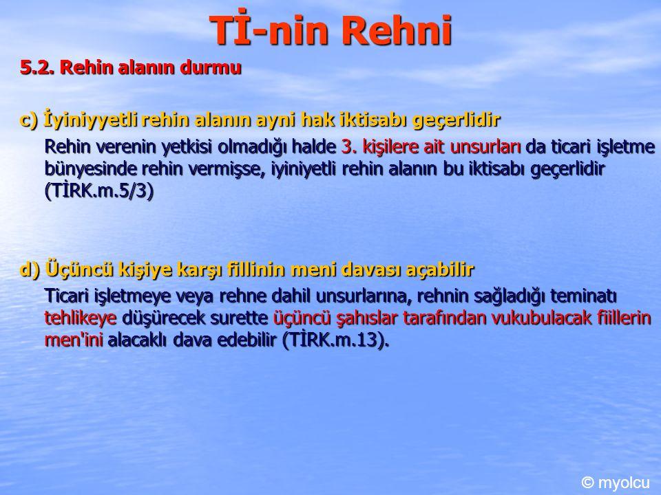 Tİ-nin Rehni 5.2.