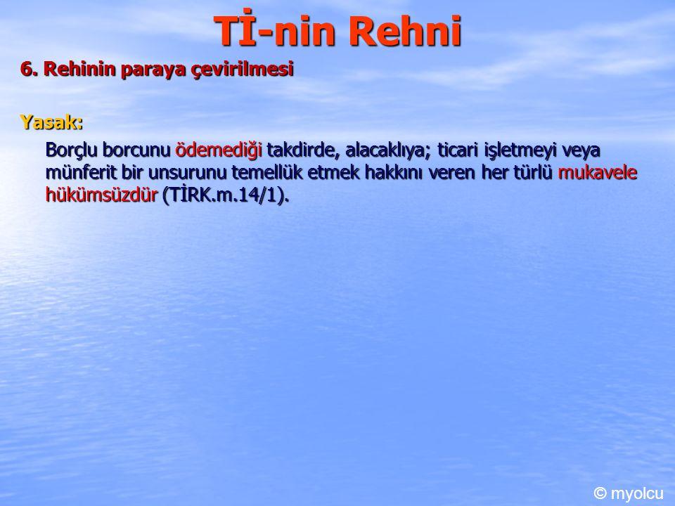 Tİ-nin Rehni 6.