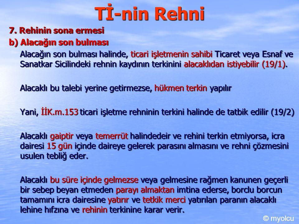 Tİ-nin Rehni 7.