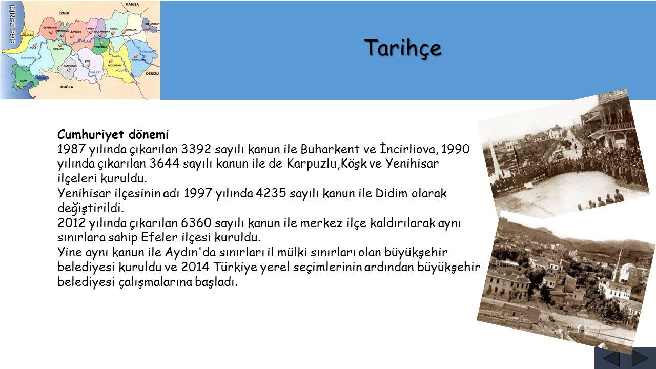 Coğrafya ve İklim Kuzeyinde İzmir ve Manisa, doğusunda Denizli, Güneyinde Muğla yer alır.