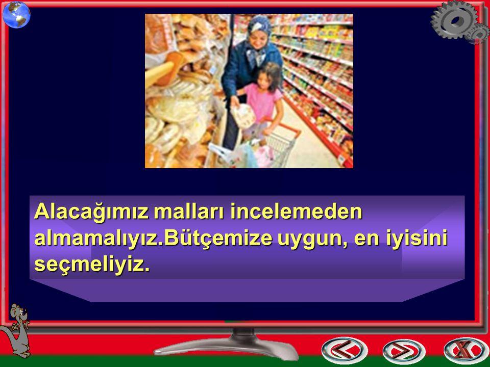 Tüketici haklarını korumak amacıyla çeşitli kuruluşlar kurulmuştur.