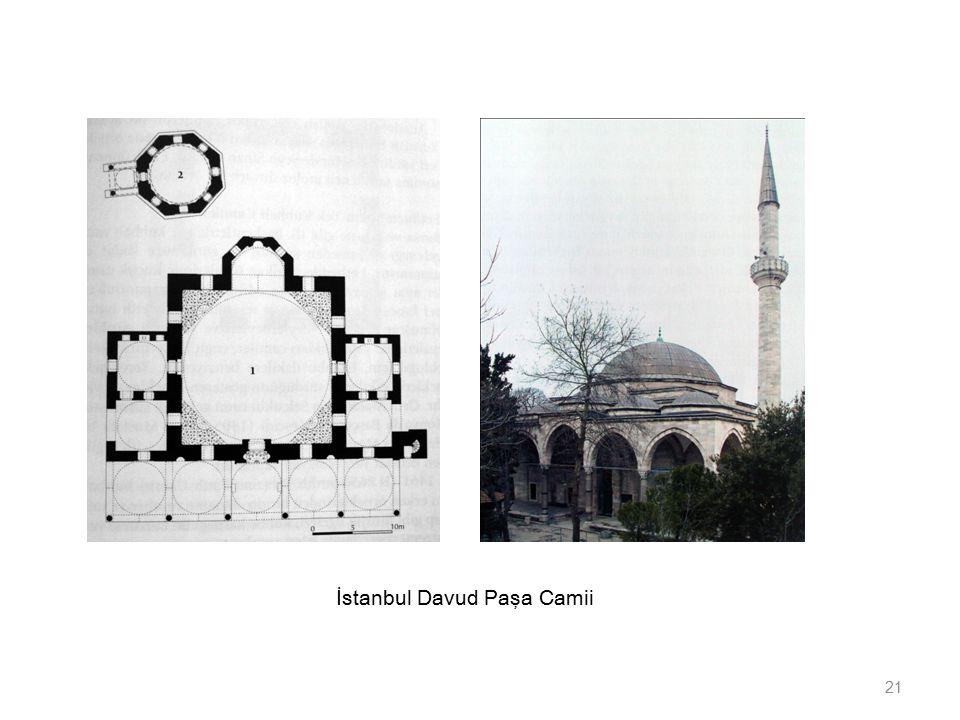 İstanbul Davud Paşa Camii 21