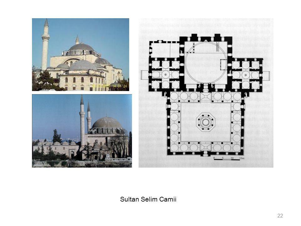 Sultan Selim Camii 22