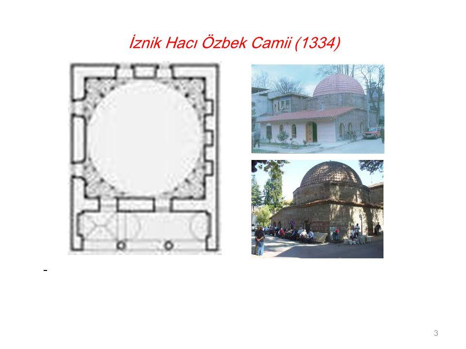 İznik Hacı Özbek Camii (1334) - 3