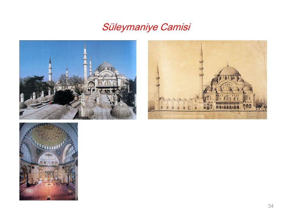 Süleymaniye Camisi 34