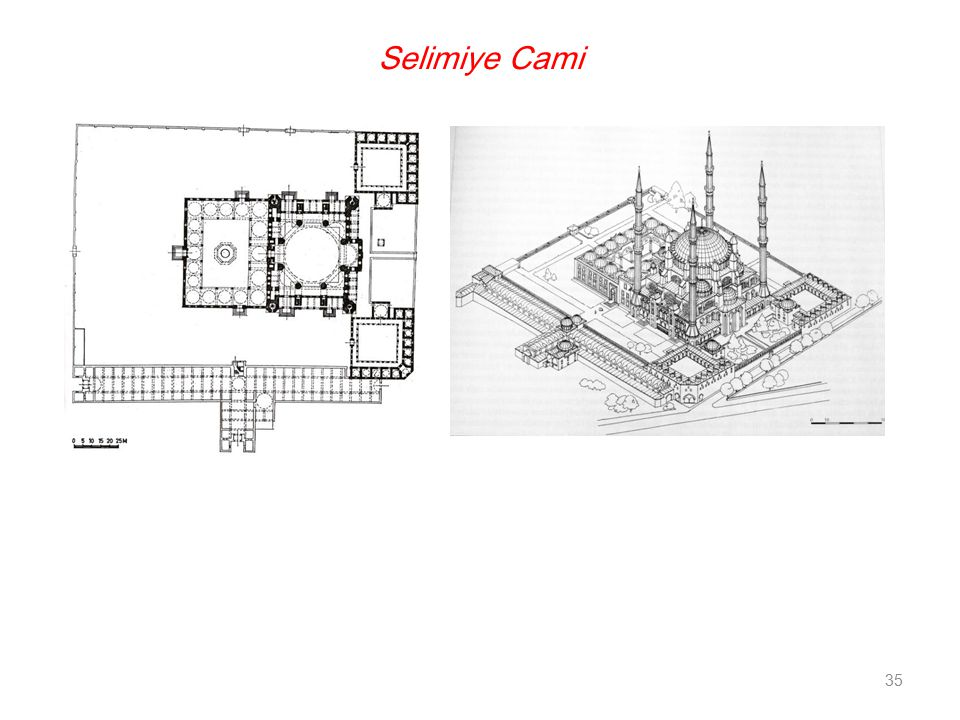 Selimiye Cami 35