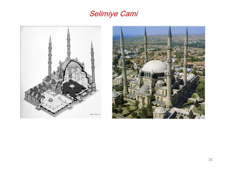 Selimiye Cami 36