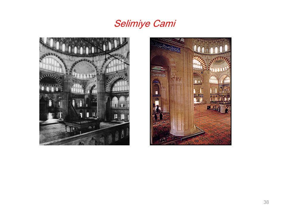 Selimiye Cami 38