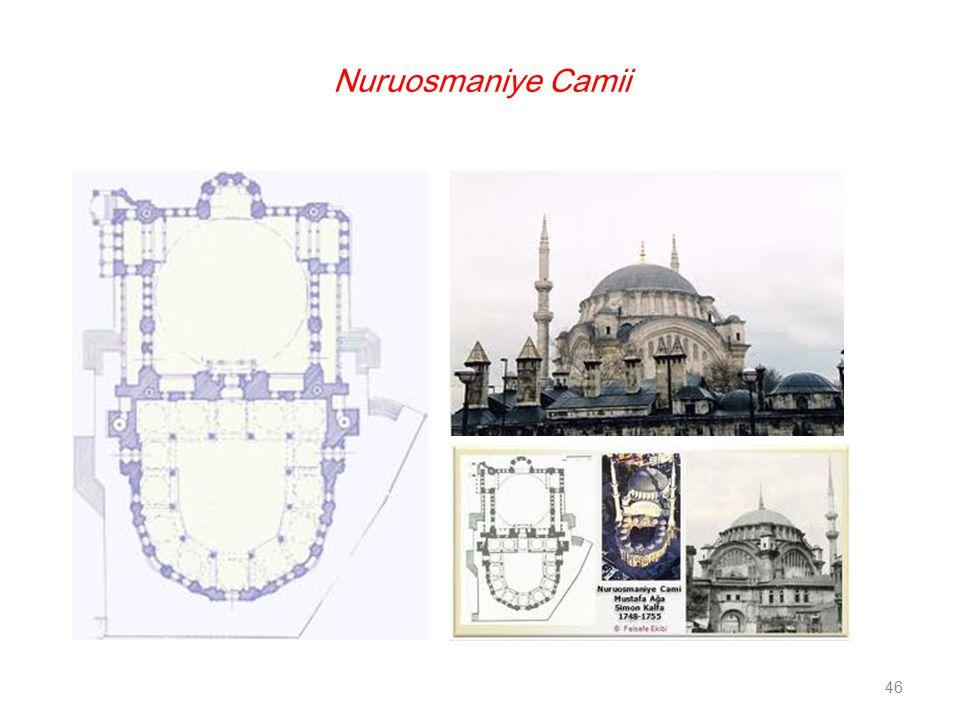 Nuruosmaniye Camii 46