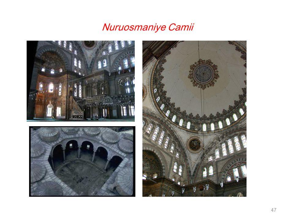 Nuruosmaniye Camii 47