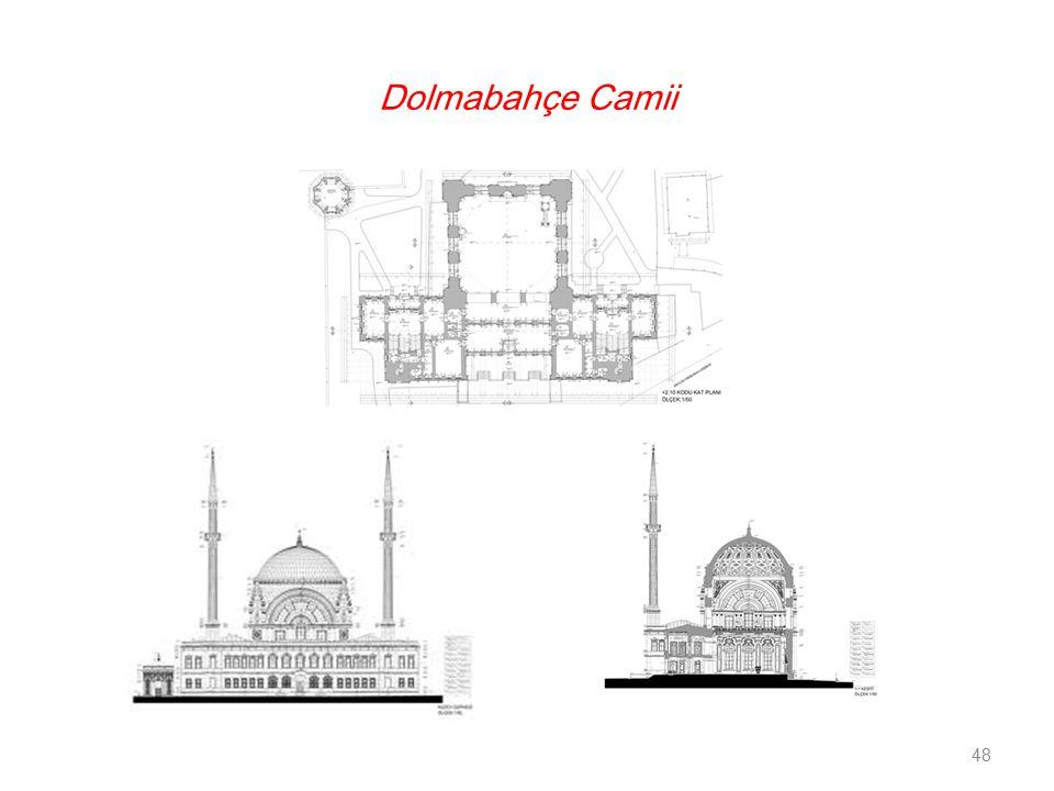 Dolmabahçe Camii 48