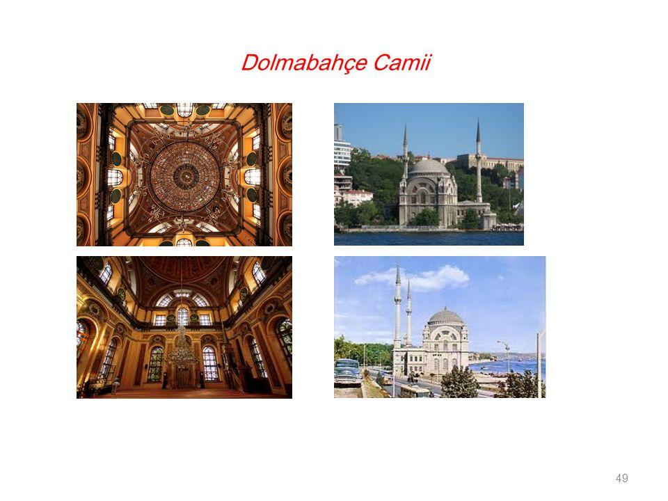 Dolmabahçe Camii 49