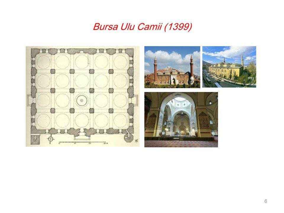 Bursa Ulu Camii (1399) 6