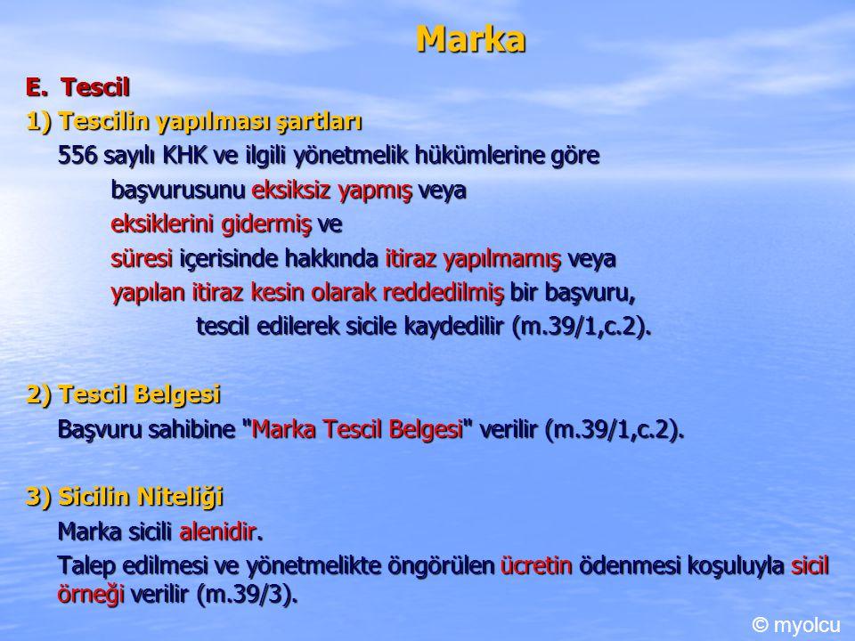 Marka E.