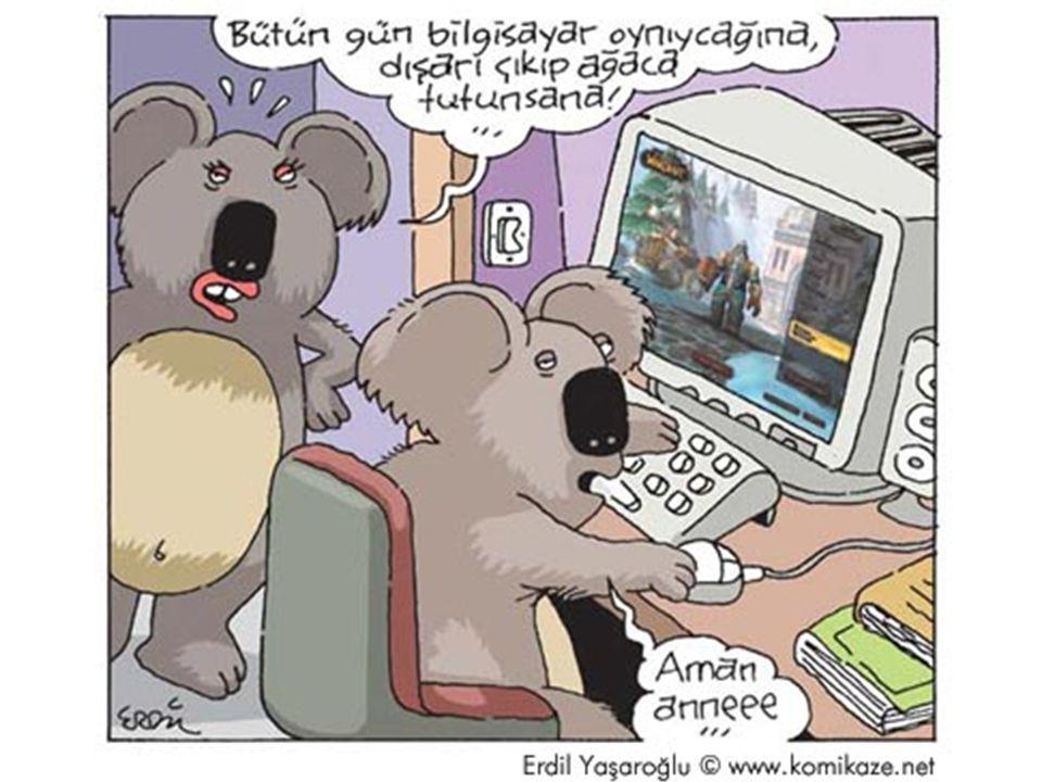 Güvenli İnternet Kullanımı İnternet ortamında başkalarını rahatsız edecek davranışlarda bulunmayın.