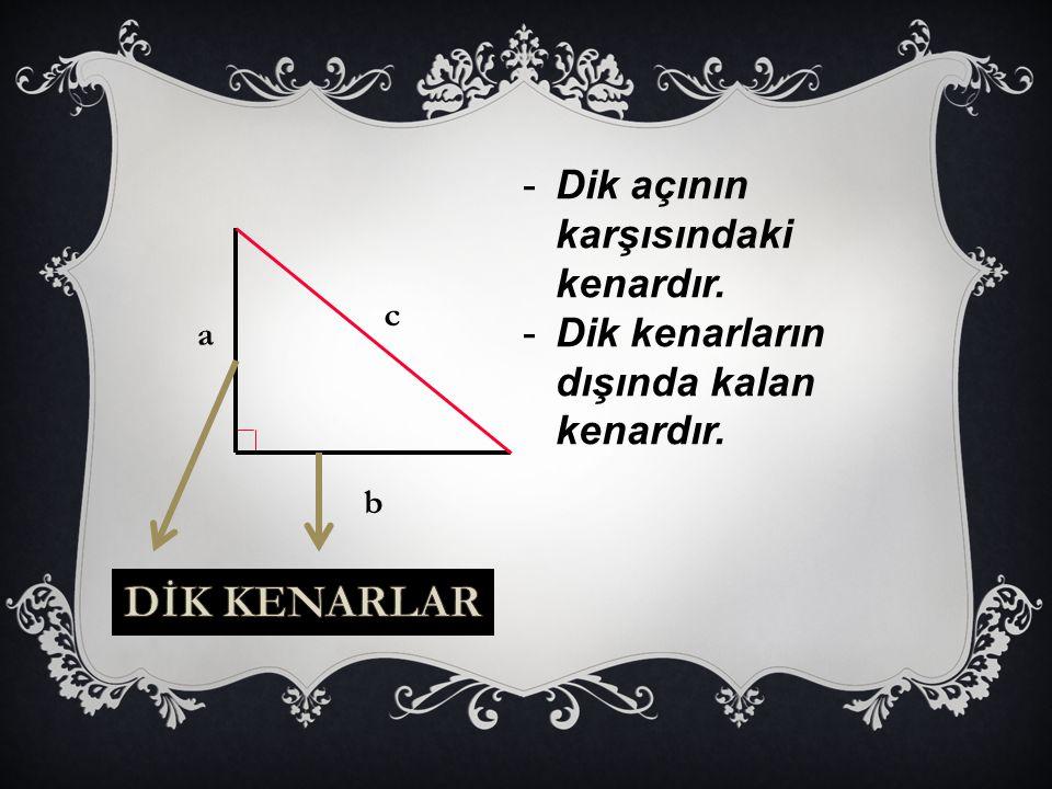 Örnek 2.QR uzunluğunu bulun.