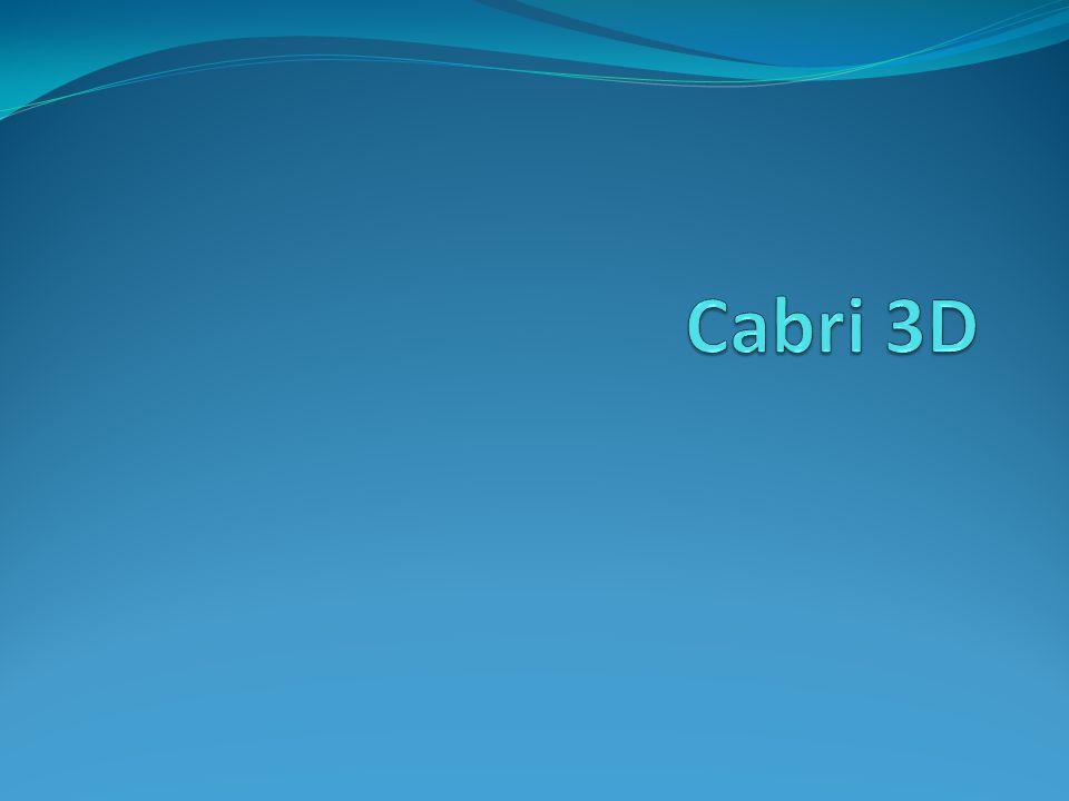 Cabri projesi 1985 yılında Fransa da başladı.Bugün 100 milyondan fazla kullanıcısı var.