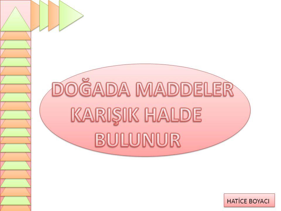 HATİCE BOYACI