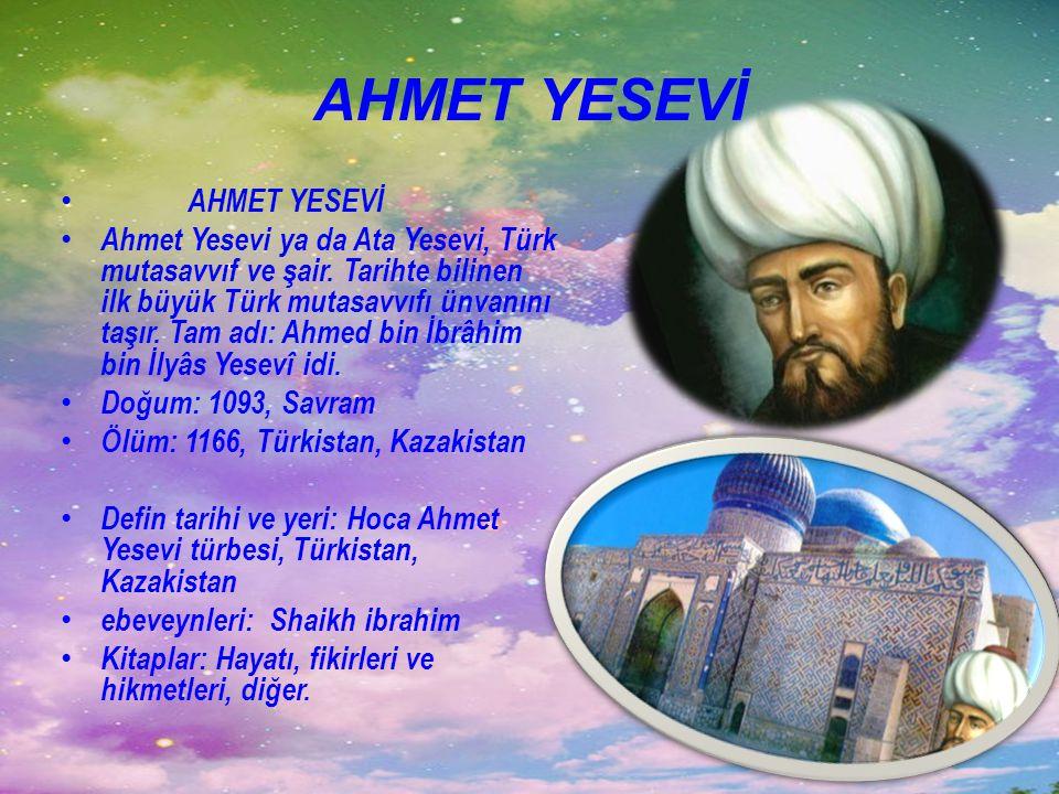 MATURİDİ Bugünkü Özbekistan ın Semerkant şehri yakınındaki Matürid köyünde doğmuştur.